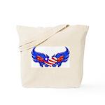 Heart Flag ver3  Tote Bag