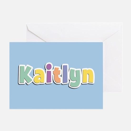 Kaitlyn Spring14 Greeting Card