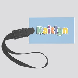 Kaitlyn Spring14 Large Luggage Tag