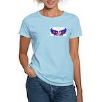 Heart Flag ver3 Women's Light T-Shirt