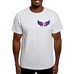 Heart Flag ver3 Light T-Shirt