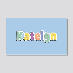 Katelyn Spring14 20x12 Wall Decal