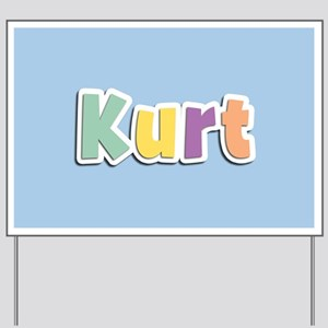 Kurt Spring14 Yard Sign