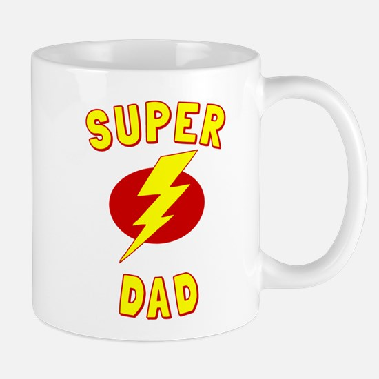 Super Dad Father's Day Mug