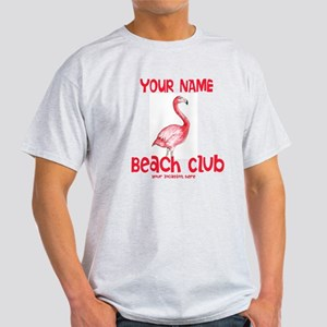 Custom Beach Club T-Shirt