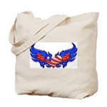 Heart Flag ver4  Tote Bag