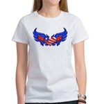 Heart Flag ver4 Women's T-Shirt