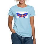Heart Flag ver4 Women's Light T-Shirt