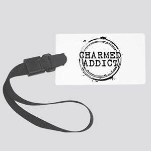 Charmed Addict Large Luggage Tag