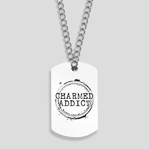 Charmed Addict Dog Tags
