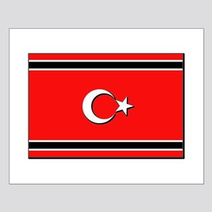 Flag of Aceh Small Poster