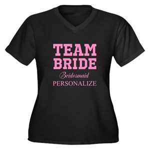1f7b32e1c81 Bride Women s Plus Size T-Shirts - CafePress