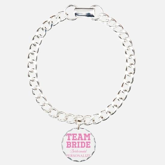 Team Bride | Personalized Wedding Bracelet