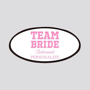 Team Bride | Personalized Wedding Patches