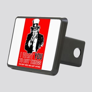 Patriotic Duty Hitch Cover
