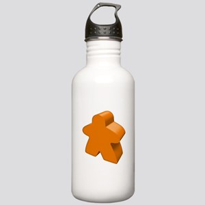 Orange Meeple Stainless Water Bottle 1.0L