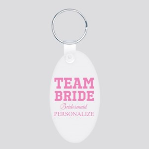Team Bride | Personalized Wedding Keychains