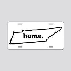 t Aluminum License Plate