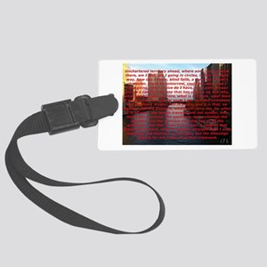 Distance Unknown Luggage Tag