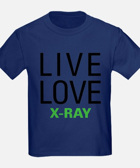 Live Love X-Ray T
