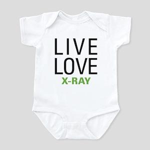 Live Love X-Ray Infant Bodysuit