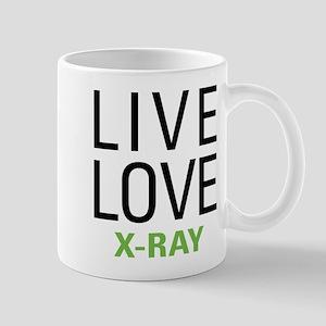 Live Love X-Ray Mug