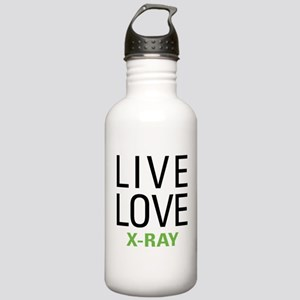 Live Love X-Ray Stainless Water Bottle 1.0L