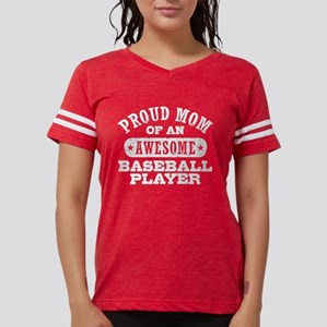 Proud Baseball Mom T-Shirt