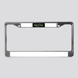pipeline proud License Plate Frame