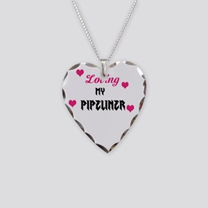 Loving my Pipeliner Necklace