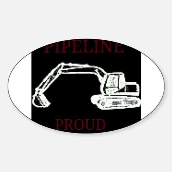 pipeline proud Decal