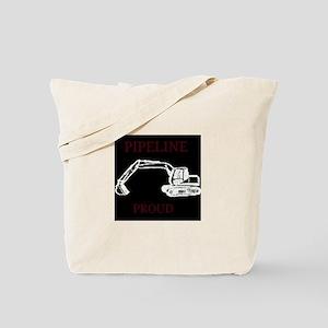 pipeline proud Tote Bag