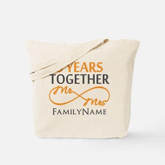 3rd anniversary Tote Bag