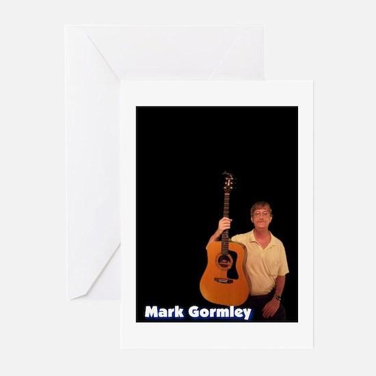 Mark Gormley Guitar Greeting Cards