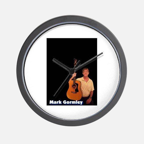 Mark Gormley Guitar Wall Clock