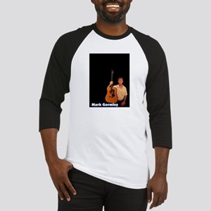 Mark Gormley Guitar Baseball Jersey