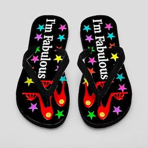 Fabulous Diva Flip Flops