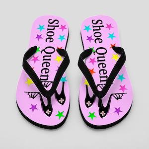 Shoe Queen Flip Flops