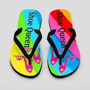 Pink Heels Flip Flops