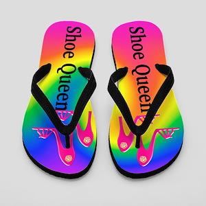 Shoe Lover Flip Flops