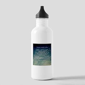 Seven Deadly Sins Water Bottle