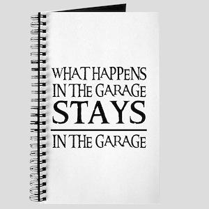 STAYS IN THE GARAGE Journal