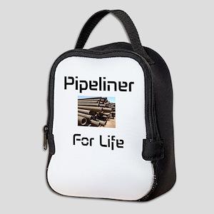 pipeliner for life Neoprene Lunch Bag