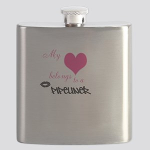 My heart Flask