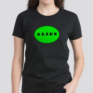 ALIEN Women's Dark T-Shirt