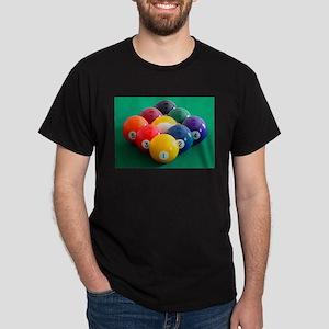 9 Ball Rack Dark T-Shirt