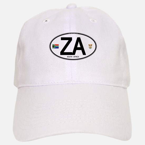 South Africa Euro-style Code Baseball Baseball Cap