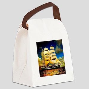 Schooner Canvas Lunch Bag