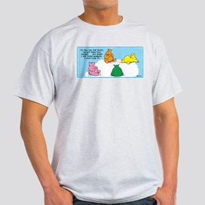 Hungry Hungry Hippo 80s Retro Light T-Shirt