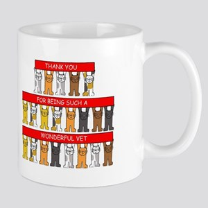 Thanks to a wonderful vet. Mugs